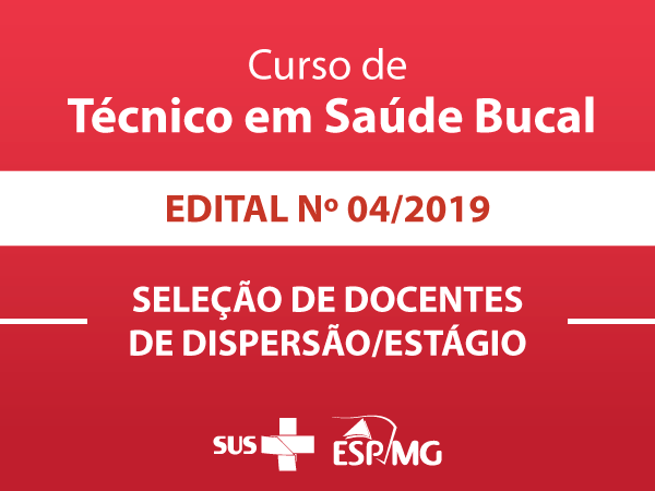 Credenciamento ESP-MG 004-2019