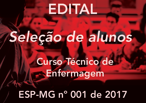 CURSO TÉCNICO DE ENFERMAGEM COM QUALIFICAÇÃO PROFISSIONAL DE AUXILIAR DE ENFERMAGEM