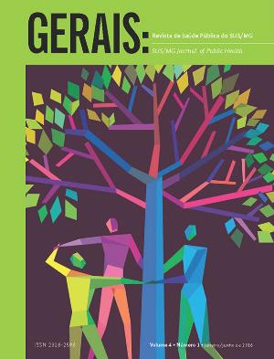 Revista Gerais de Saúde Pública do SUS/MG